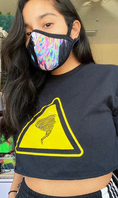 AcidBath Face Mask (with Seam) PREORDER