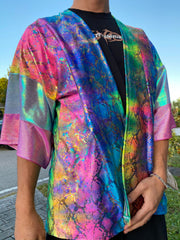 BLINDED BY THE RAINBOW One-Of-A-Kind RWMG Festival Jacket