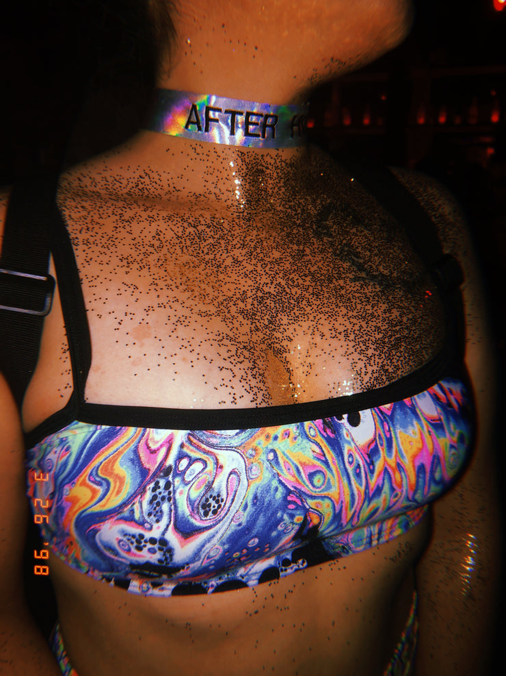 AcidBath Bra Top