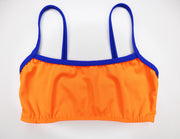 Naranja Bra Top - Blue