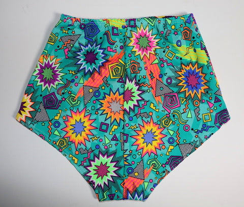 Rugrats Hot Shorts - Teal