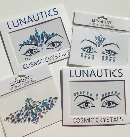 Lunautics Cosmic Crystals - Diamond Dust