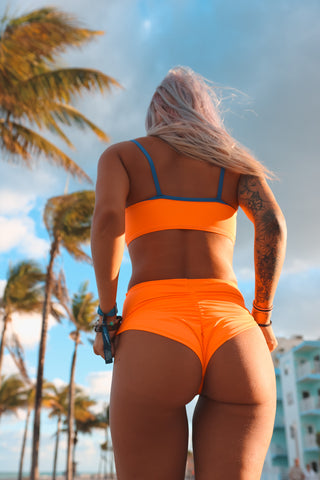 Naranja High Waist Bottoms