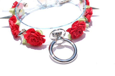 Hard Rose Choker