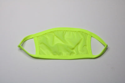 Neon Skies Mesh Face Mask