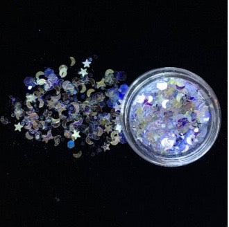 Lunautics Moon Dust Glitter - ZENON
