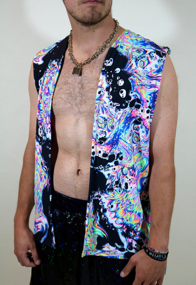 AcidBath Vest (MADE TO ORDER)