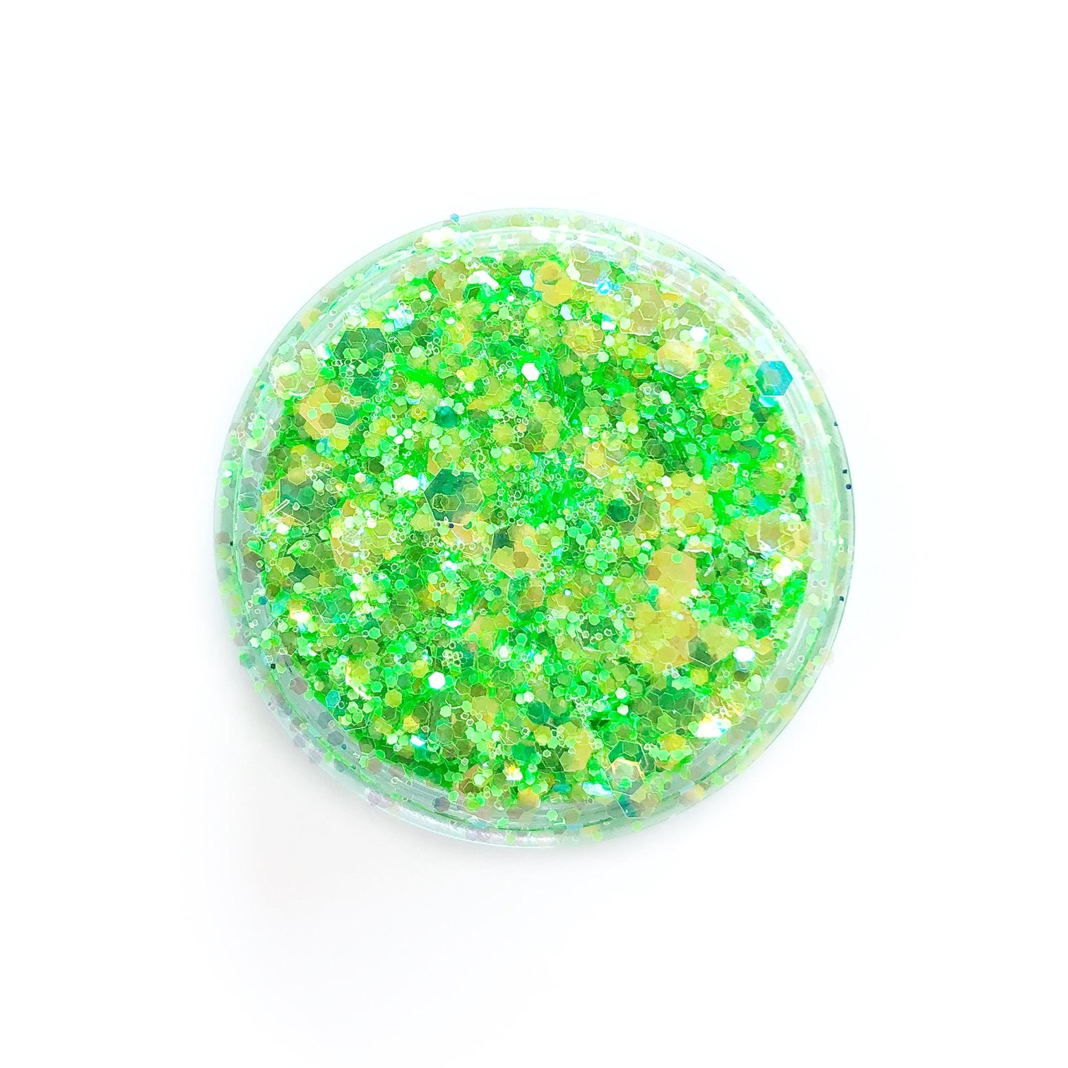 Lunautics Moon Dust Glitter - Slime UV Reactive