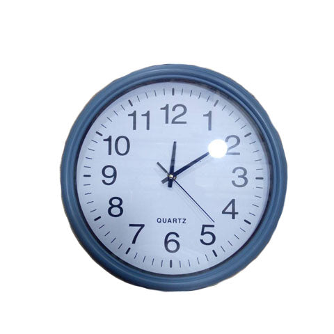 Sky Blue home Wall Clock
