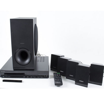 Sony Home theater Music System-Model TZ140