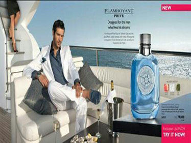 Flamboyant Prive Perfume for Men's - Appointus Online Stores