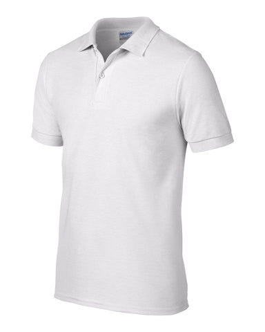 Polo White Plain T-shirt - Appointus Online Stores
