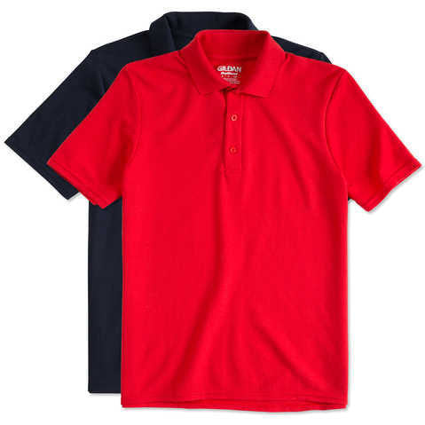 Black & Red Polo T-shirts Pack - Appointus Online Stores