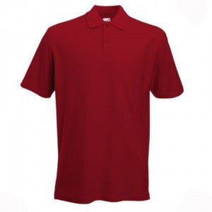 Maroon Men's Polo T-shirt - Appointus Online Stores