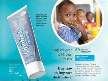 Optifresh System 8 tooth paste - Appointus Online Stores