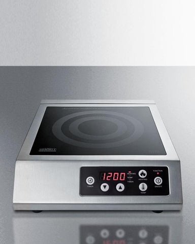110V induction cooktop for portable commercial use SINCCOM1