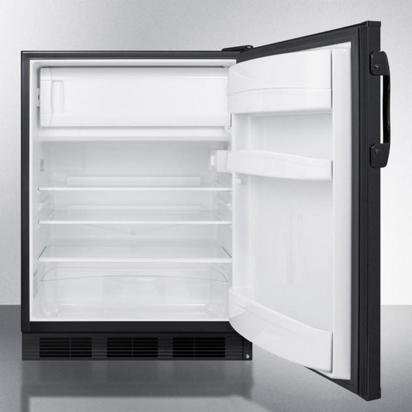 24 Quot Wide Refrigerator Freezer For Ada Ct66bada Good Wine