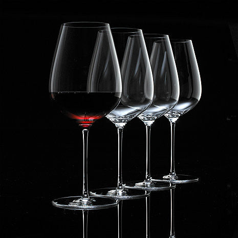 Fusion Air Bordeaux Wine Glasses (Set of 4) 744 02 04