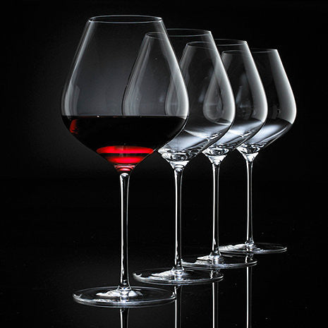 Fusion Air Pinot Noir Wine Glasses (Set of 4) 744 01 04