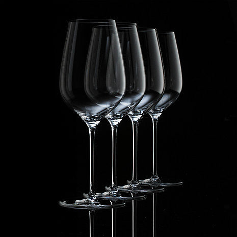 Fusion Air Universal Wine Glasses (Set of 4) 744 03 04 - Good Wine Coolers