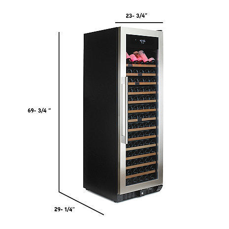 ... Nu0027FINITY PRO HDX RED Wine Cellar Stainless Steel 236 02 67 03 - Good ...  sc 1 st  Good Wine Coolers & Nu0027FINITY PRO HDX RED Wine Cellar Stainless Steel 236 02 67 03 u2013 Good ...