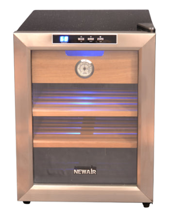 Newair Thermoelectric Cigar Humidor Cc 100 Good Wine Coolers