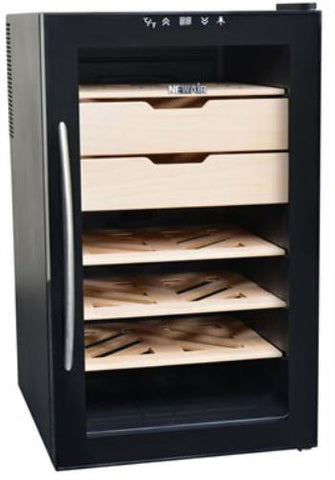 Newair Thermoelectric Freestanding Cigar Cooler Cc 280e