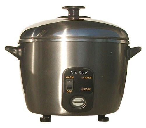 Spt 10-cups Stainless Steel Rice Cooker / Steamer Sc-889
