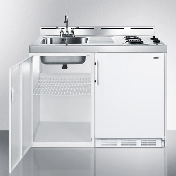 Summit All-in-one Combination Kitchen C48EL