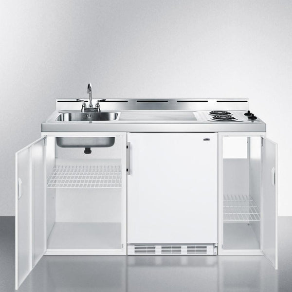 Summit All-in-one Combination Kitchen C60EL