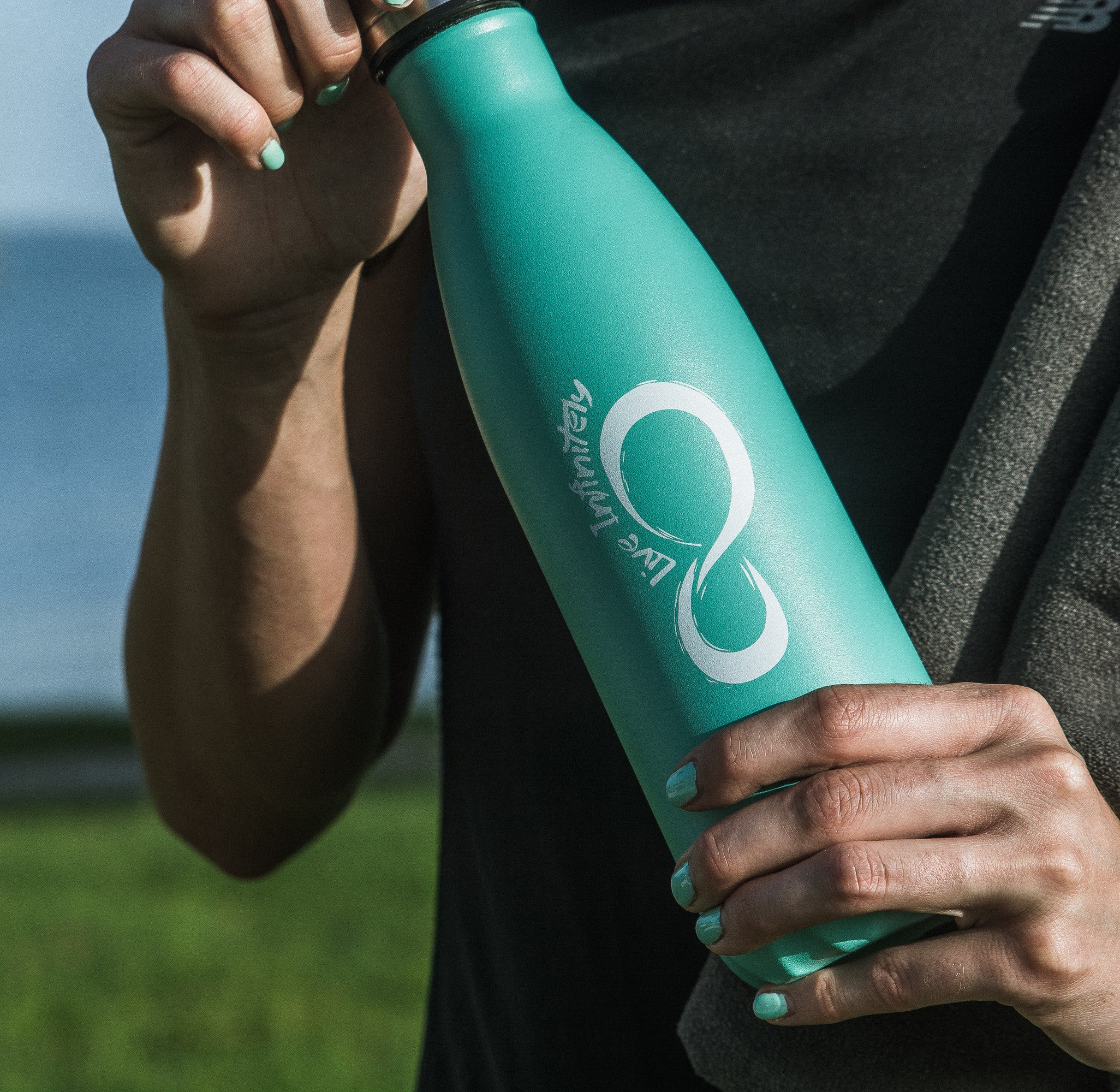 17oz Vacuum Insulated Water Bottles