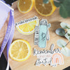 Make Lemonade Sticker Pack