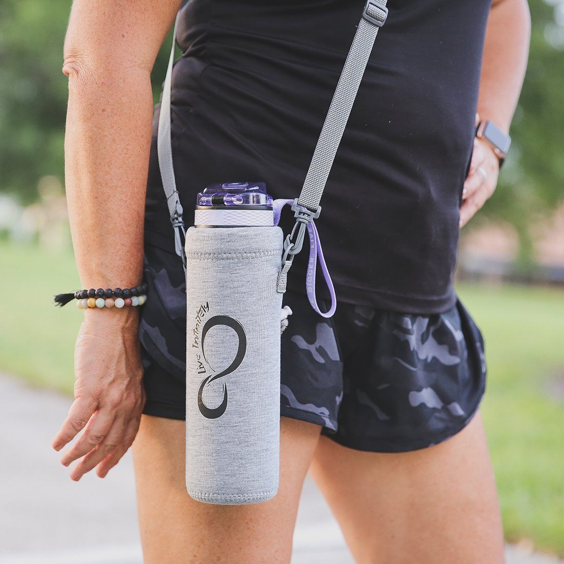 Bottle Carrier - Universal Water Bottle Carrier
