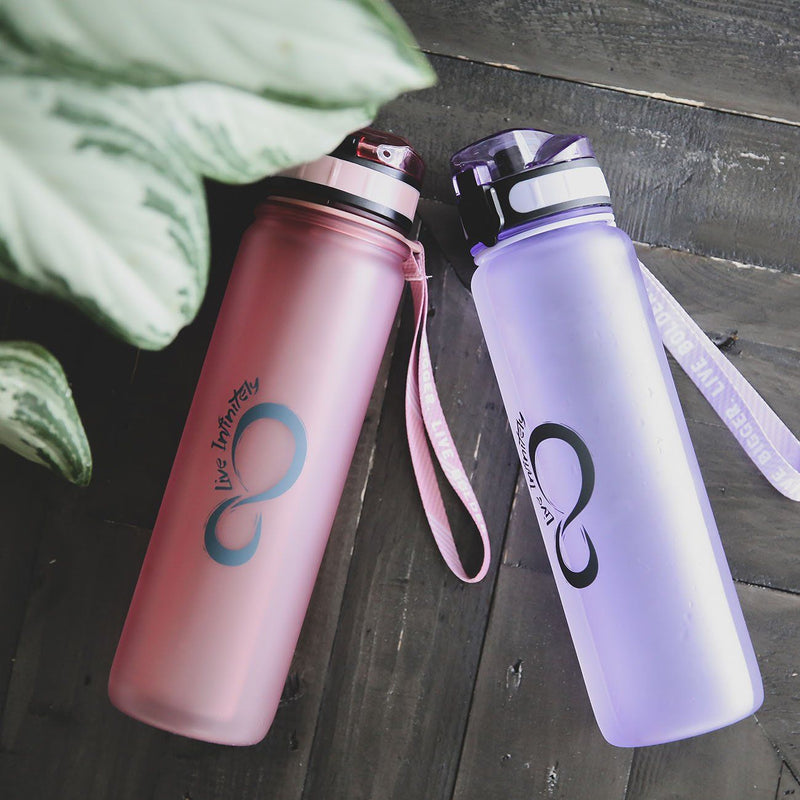 Insulated Sports Bottle - Ombre 24 Oz Insulated Sports Bottles