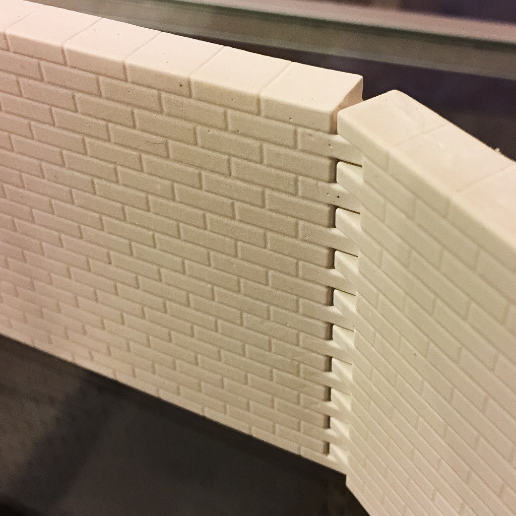 Cement Mini Brick Wall