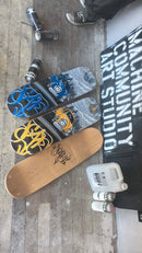 Cab Skateboard Decks