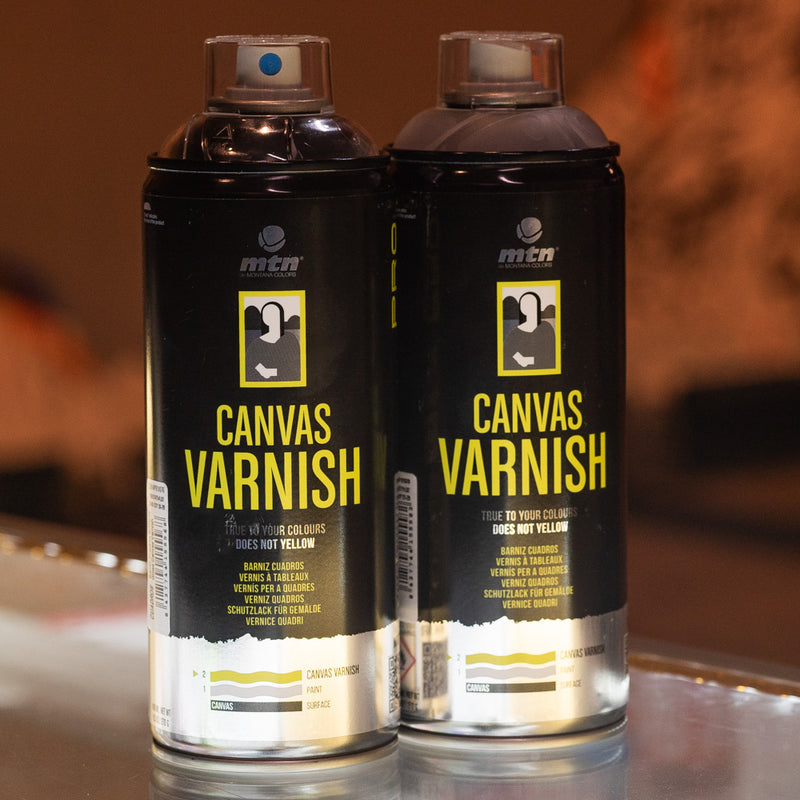MTN Pro Canvas Varnish