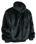 Ablanche Urban Fur Fitter Men's Faux Fur Reversible Jacket 9FJ01 Mink