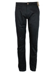 Jack South London Mens Slim Fit Straight Leg Casual Pants Chino Trousers Jet Black  959 Wismar