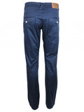 Jack South London Mens Slim Fit Straight Leg Casual Pants Chino Trousers Navy 959 Wismar