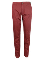 Jack South London Mens Slim Fit Straight Leg Casual Pants Chino Trousers Fired Brick 959 Wismar