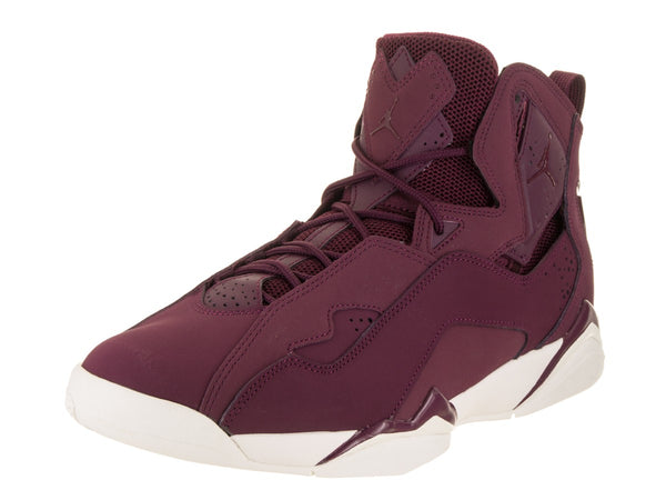 Jordan True Flight Men's Basketball Shoes Bordeaux Sail 342964-625