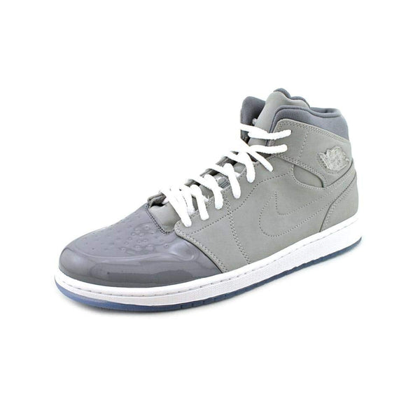 Air Jordan 1 Retro 95 Mens Basketball Shoes Medium Grey White Cool Grey 628619-003