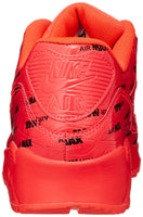 Nike Air Max 90 Premium Mens Low Top Athletic Sneakers Red 700155-604