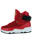 Patrick Ewing Athletics Ewing 33 Hi Mens Basketball Shoes 1EW90195-602 Red Black White Gold