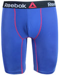 Reebok Mens Performance Training Boxer Briefs Blue size SMALL