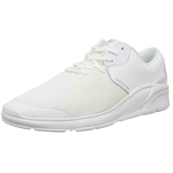 Supra Womens Noiz Low Mesh Fashion Sneaker Shoes White S56002