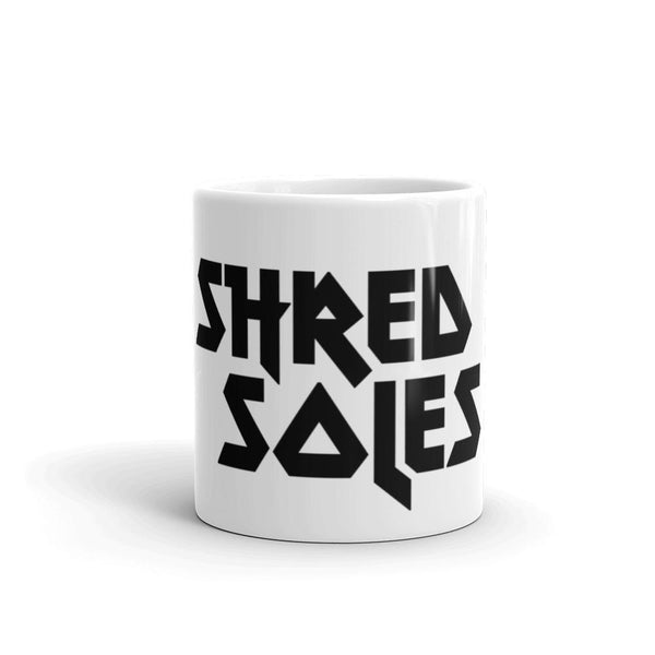Shred Soles Coffee Mug