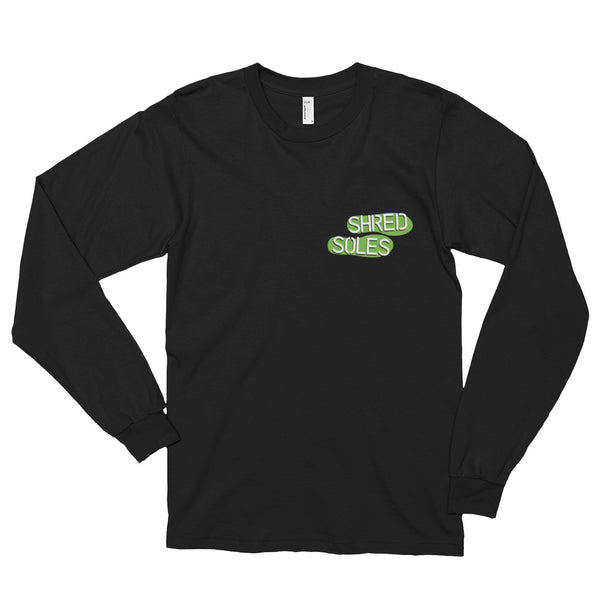 Happy Feet Long sleeve t-shirt