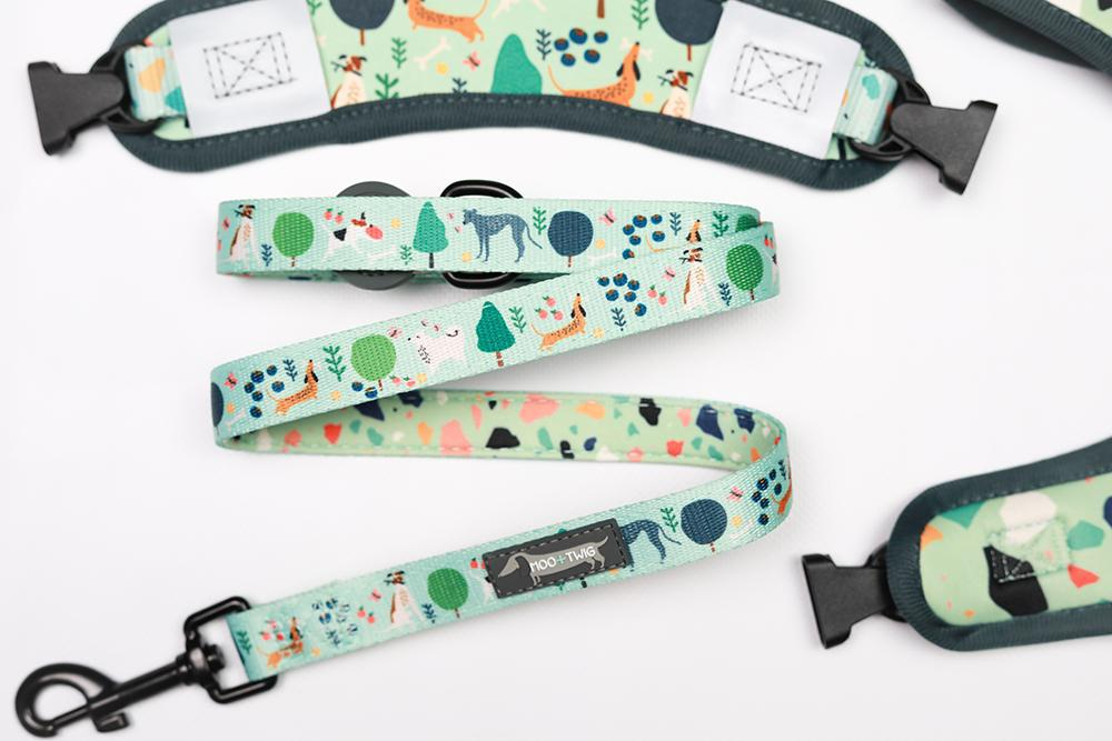 REVERSIBLE DOG LEASH - Wild Walkies